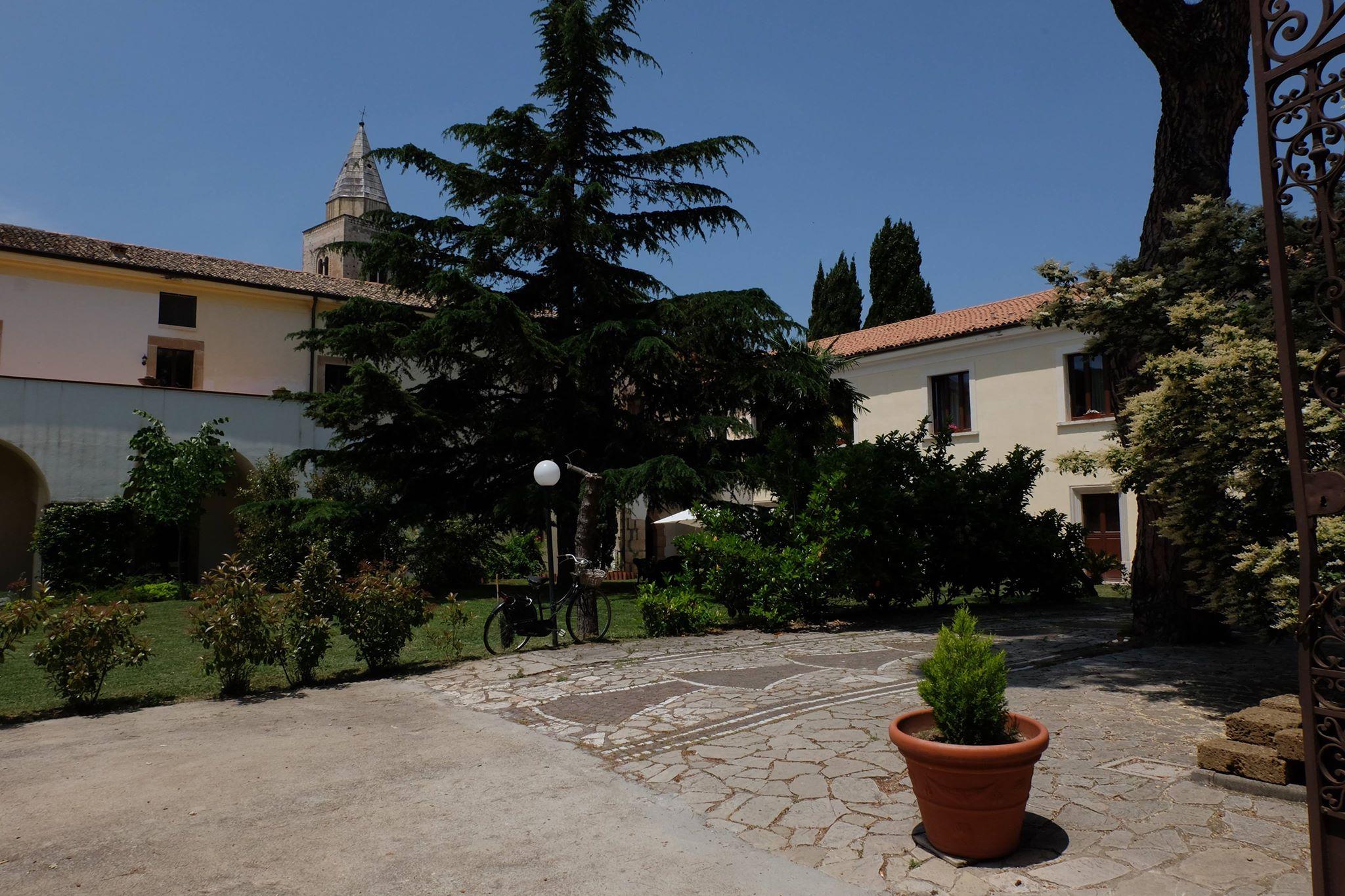 galleria foto struttura hostel il tetto melfi ostello dormire soggiorno vacanze basilicata7
